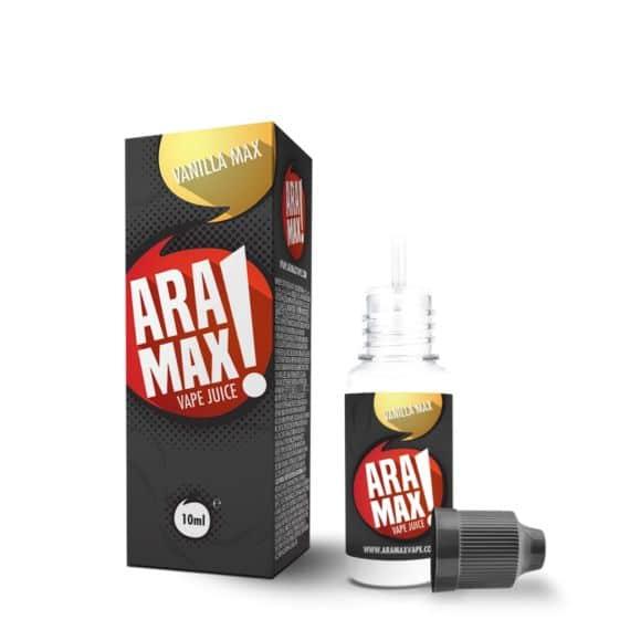 Aramax Max Vanilla