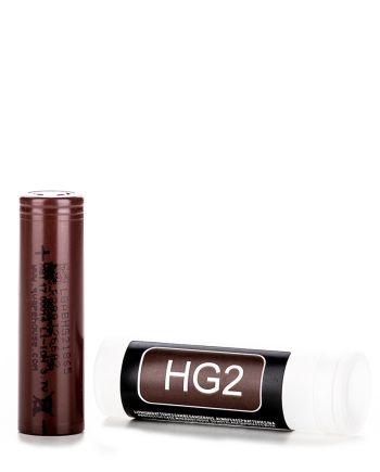 LG batterie HG2 18650 3000mAh ist eine Li-Ionen-Batterie mit einer Leistung von 3000mAh und einem maximalen Strom von 20A, die Ihre elektronische Zigarette mit Strom versorgt.