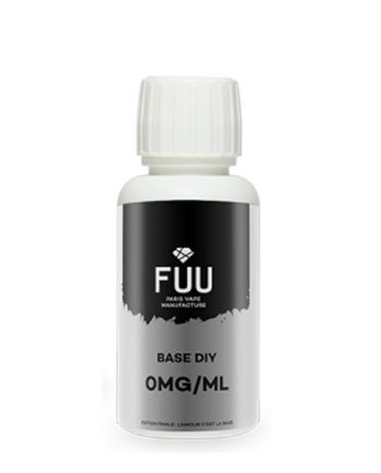 FUU Basis DIY - 80VG/20PG