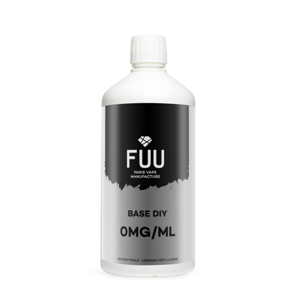 FUU Basis DIY - 80VG/20PG