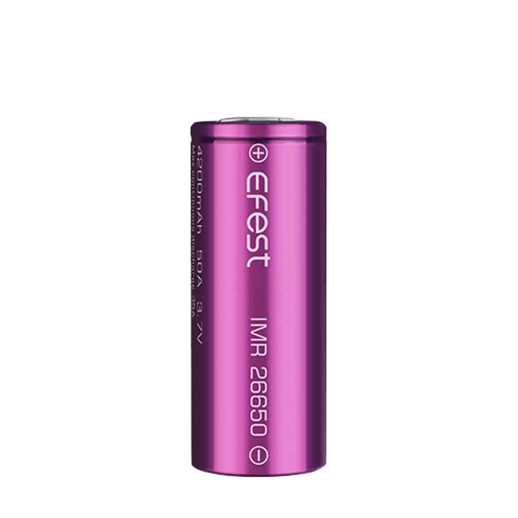Efest Batterie 26650