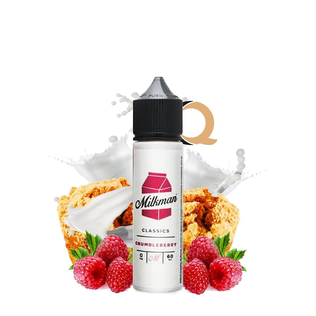 The Milkman Crumbleberry