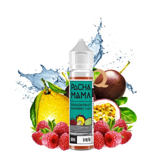 Charlie's Chalk Dust Pacha Mama Passion Fruit