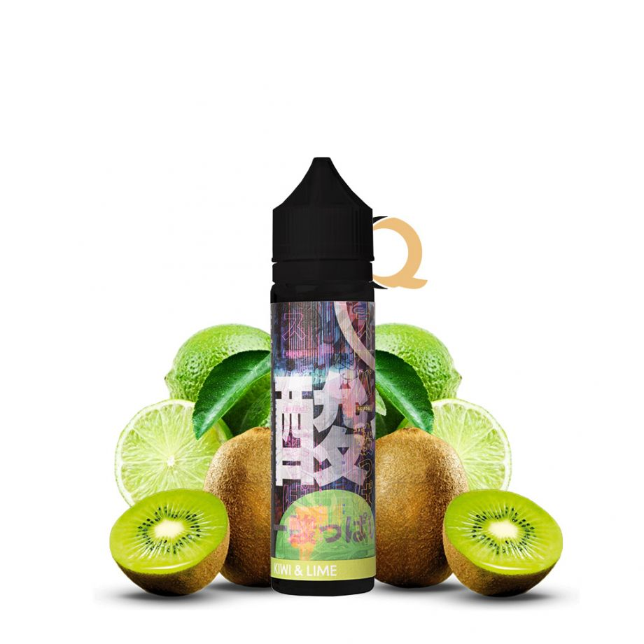 DIFFER Super-Suppai Kiwi&Lime