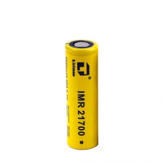 Listman Batterie ACCU 21700