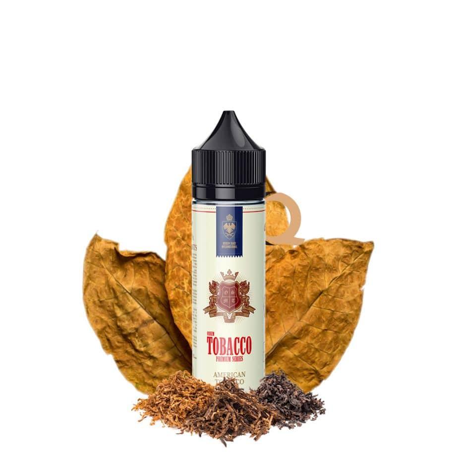 Ossem Juice American Tobacco