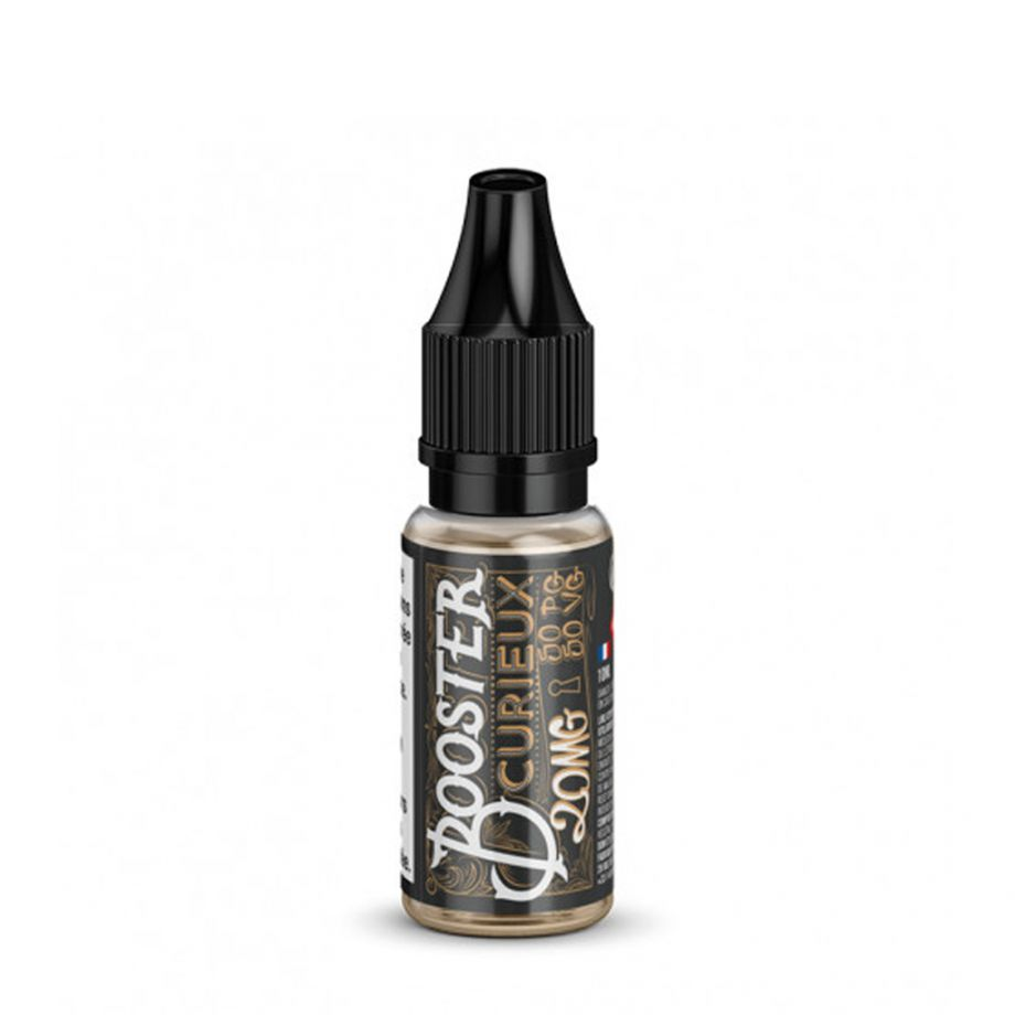 Curieux Booster 50PG/50VG