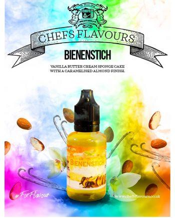 Chefs Flavours Bienenstich