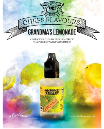 Chefs Flavours Grandmas Lemonade