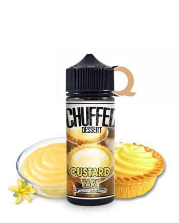 Chuffed Dessert Custard Tart