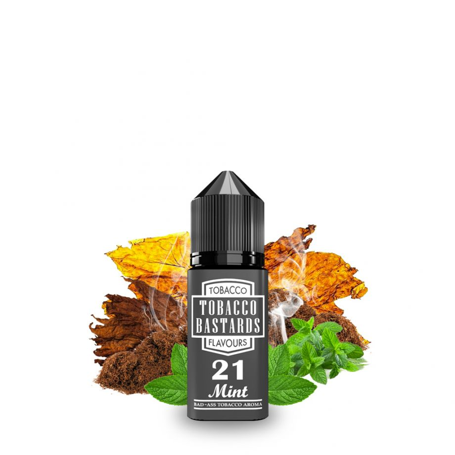 FlavorMonks Tobacco Bastards 21