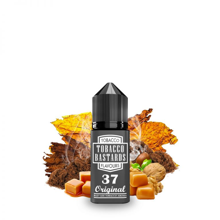 FlavorMonks Tobacco Bastards 37