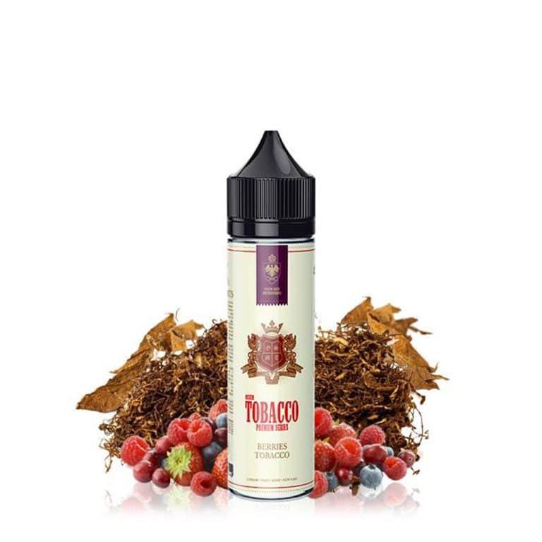 Ossem Juice Berries Tobacco