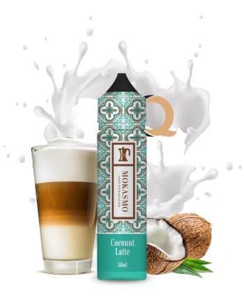 ZAP! Juice Mokasmo Coconut Latte