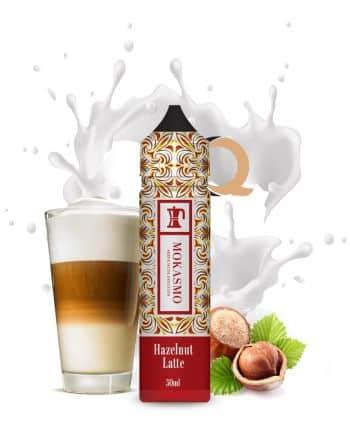 ZAP! Juice Mokasmo Hazelnut Latte