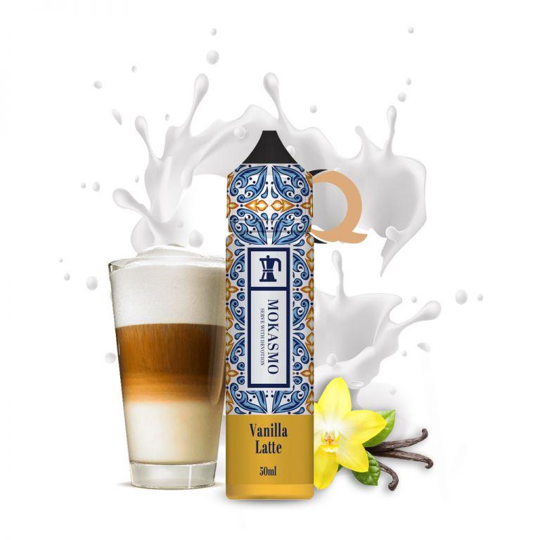 ZAP! Juice Mokasmo Vanilla Latte