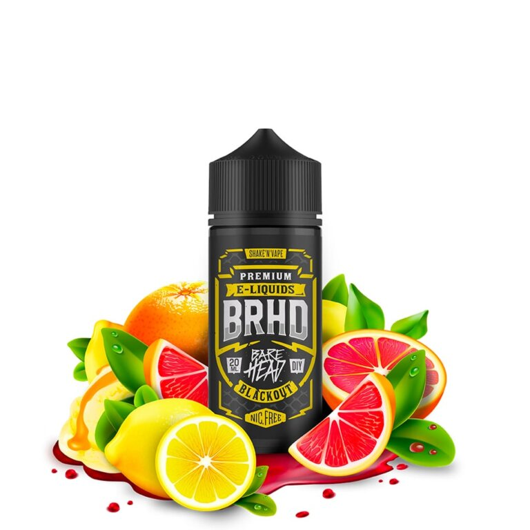 Barehead BRHD Blackout