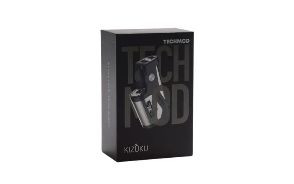 Kizoku Akkuträger Techmod