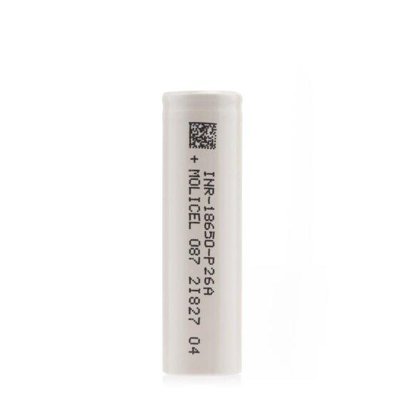 Molicel Batterie P26A 18650 2600mAh