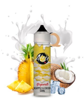 ZAP! Juice AISU Yoguruto Pineapple & Coconut
