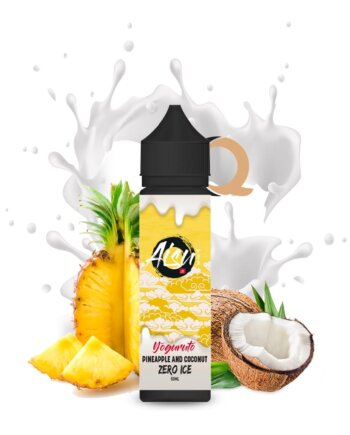 ZAP! Juice AISU Yoguruto Pineapple & Coconut ZERO ICE