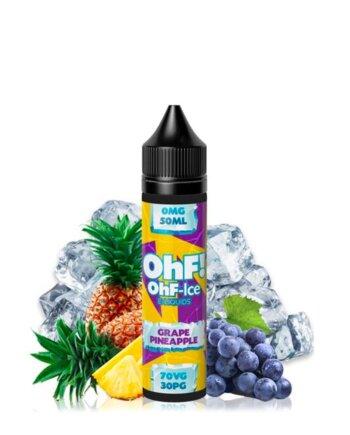 OhF! Ice Grape Pineapple