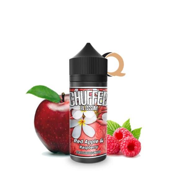 Chuffed Blossom Red Apple & Raspberry