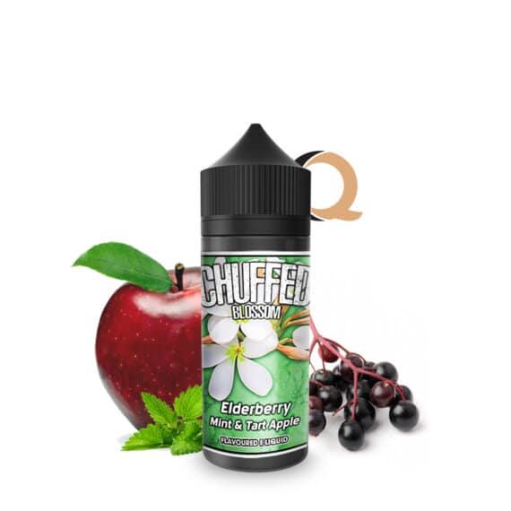 Chuffed Blossom Elderberry Mint & Tart Apple