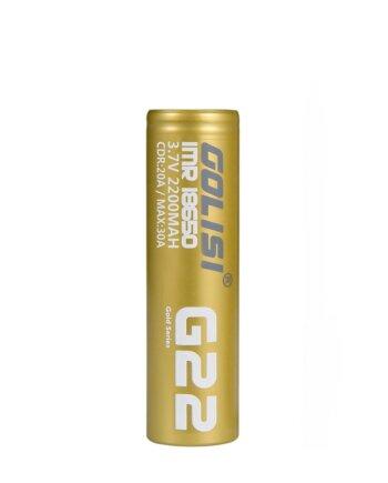 Golisi Batterie G22 18650 2200mAh