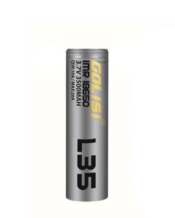 Golisi Batterie L35 18650 3500mAh