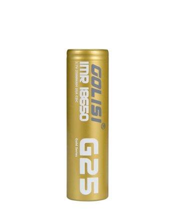Golisi Batterie G25 18650 2500mAh
