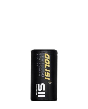 Golisi Batterie S11 18350 1100mAh