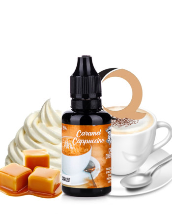 Chefs Flavours Caramel Cappuccino
