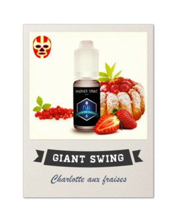 FUU Catch the Flavors Giant Swing