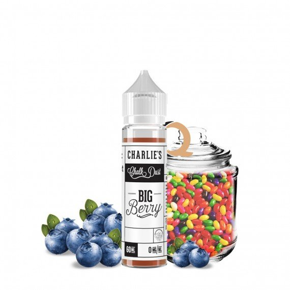 Charlie's Chalk Dust Big Belly Jelly