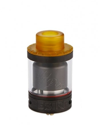 Desire atomizer Mad Dog RTA Black