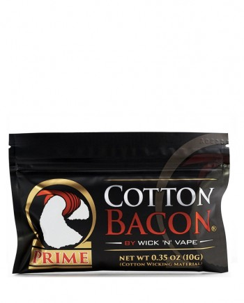 Wick N Vape pamuk Cotton Bacon Prime