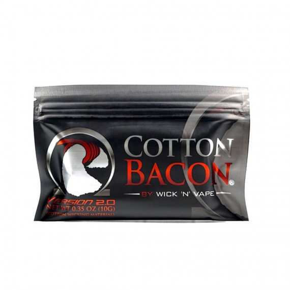 Wick N Vape pamuk Cotton Bacon V2