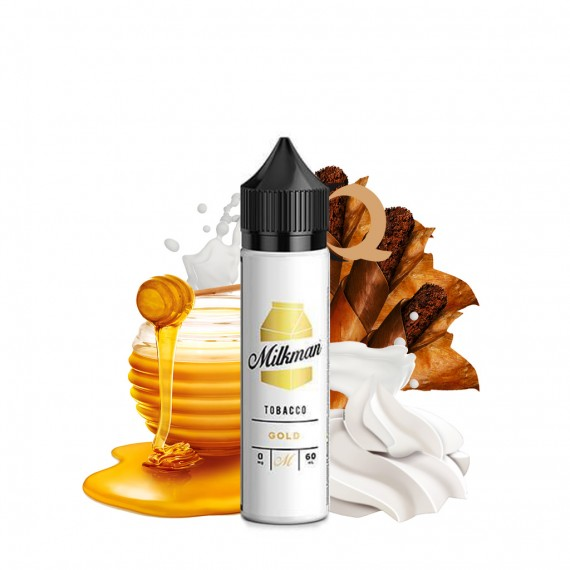 The Milkman Tobacco Gold