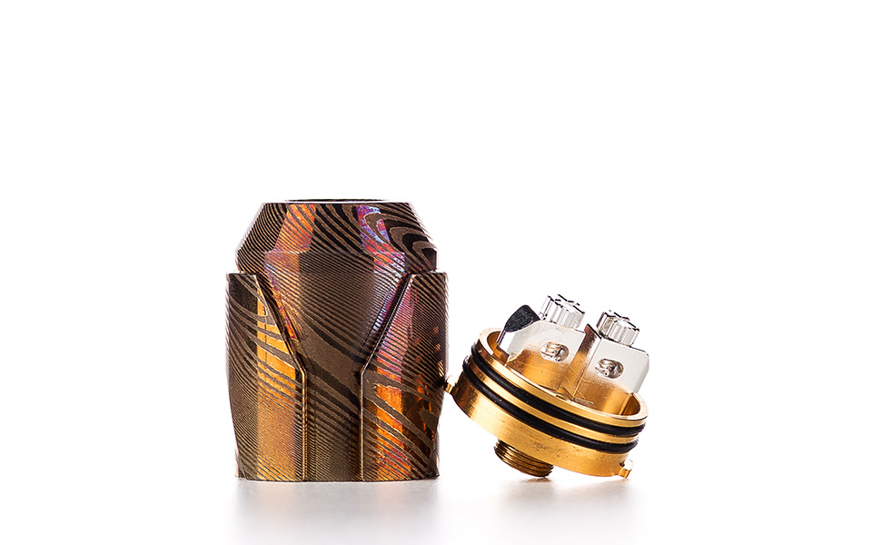 AFK Studio atomizer The White Walkers RDA