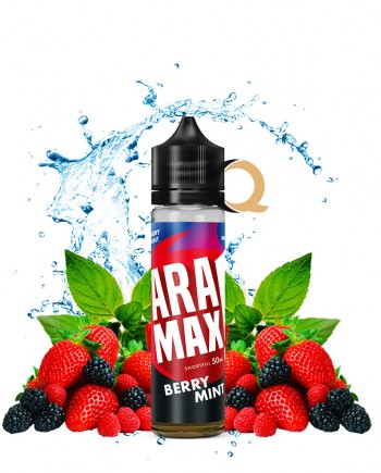 Aramax Short Fill Berry Mint