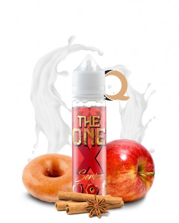 Beard Vape The One Apple Cinnamon