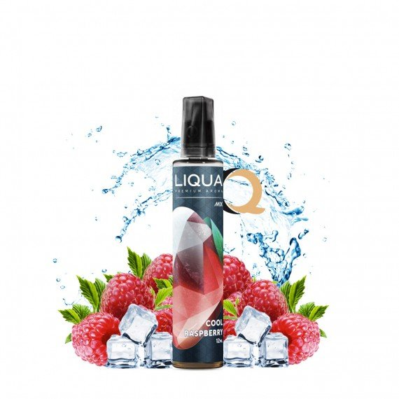 Liqua Mix&Go Cool Raspberry