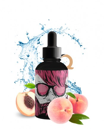 Ossem Juice Japanese Peach