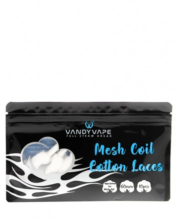 Vandy Vape pamuk M Coil Cotton Laces