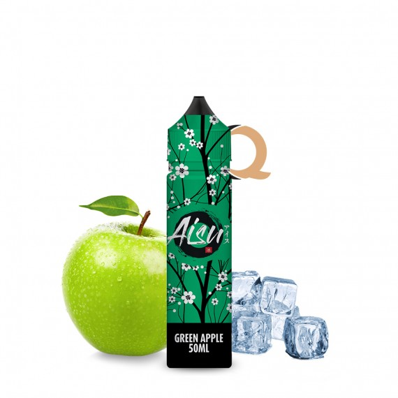 ZAP! Juice AISU Green Apple