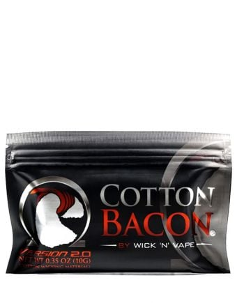 Wick N Vape bombaž Cotton Bacon V2