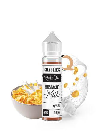 Charlie's Chalk Dust Mustache Milk
