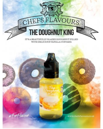 Chefs Flavours The Doughnut King