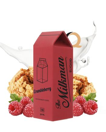 The Milkman Crumbleberry